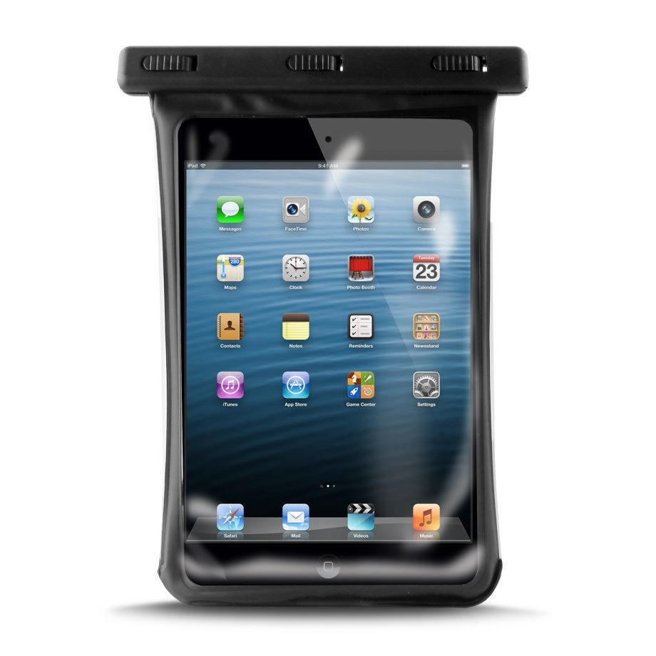 Custodie universali impermeabili per tablet fino a -0