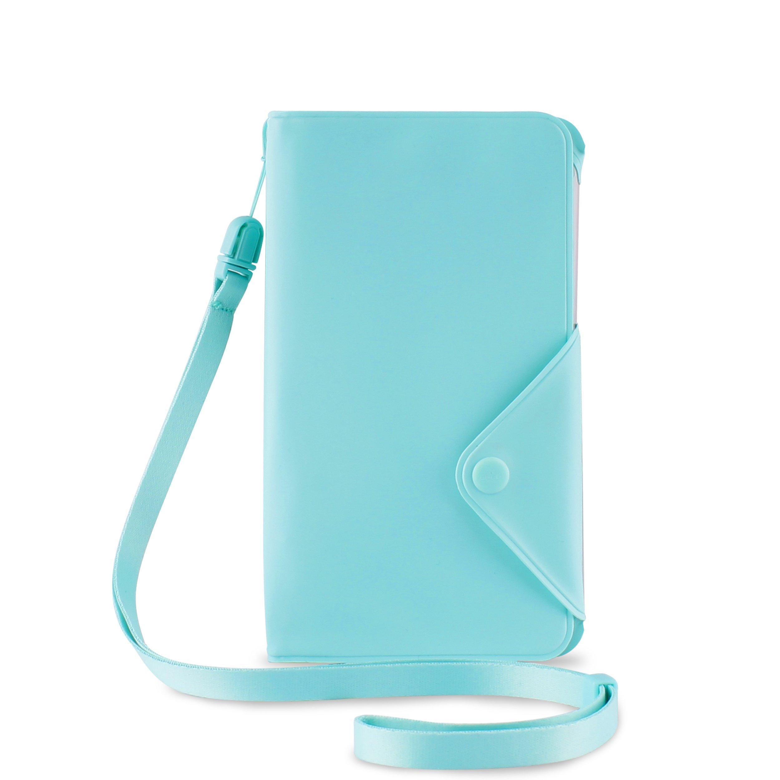 Custodie Water Wallet Booklet – Up to 5.1″-0
