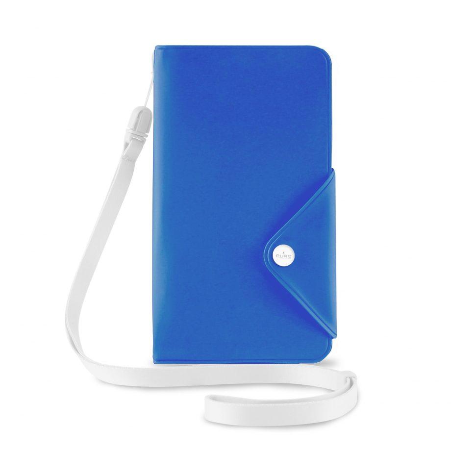 "Custodie Water Wallet Booklet - Schermo fino a 6,1""-0"