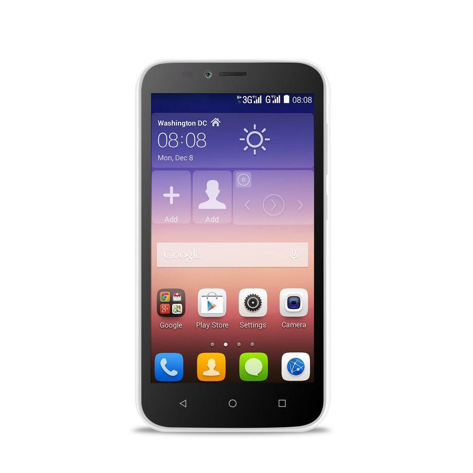 Cover 0.3 Huawei Ascend Y625 - PuroTrasparente