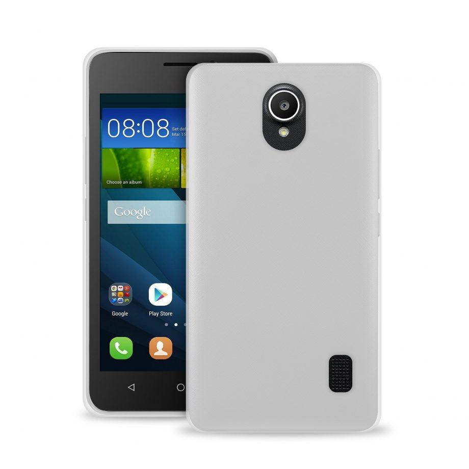 Cover 0.3 Huawei Ascend Y635 - PuroTrasparente