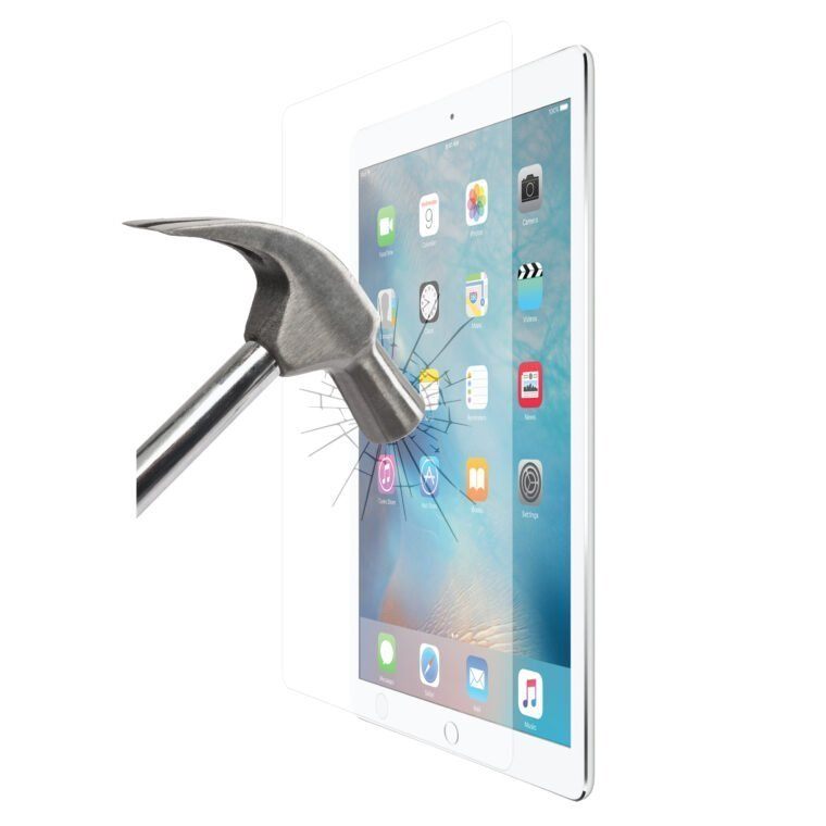 Salvadisplay in vetro temperato per iPad Pro-0