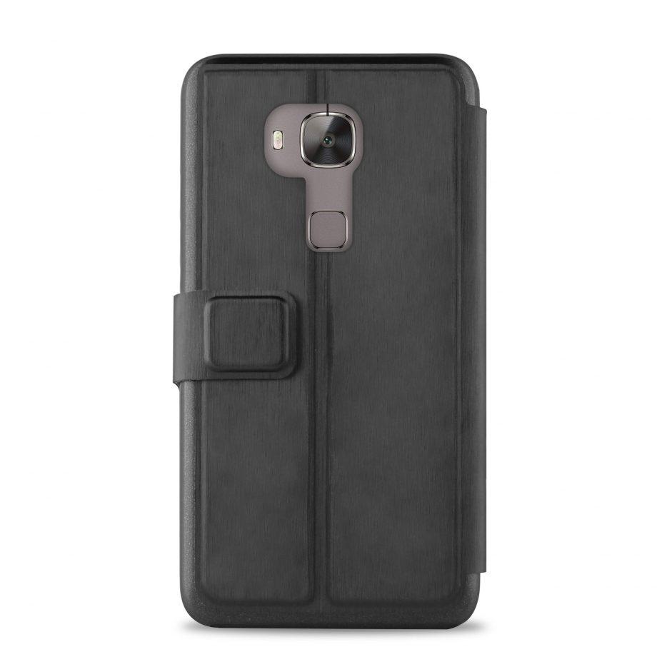 Custodia WALLET Huawei G8   PuroNero