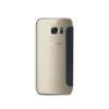 Custodia Booklet Crystal per Samsung Galaxy S7 Edge- PuroNero