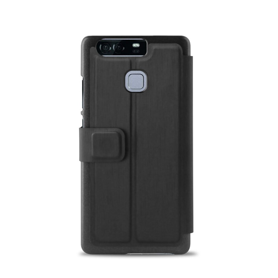 Custodia WALLET Huawei P9 | PuroNero