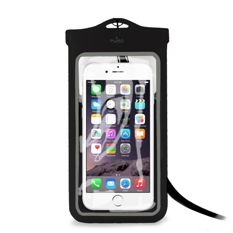 """Custodia WATERPROOF - Cover impermeabile up to 5.7""""-0"""