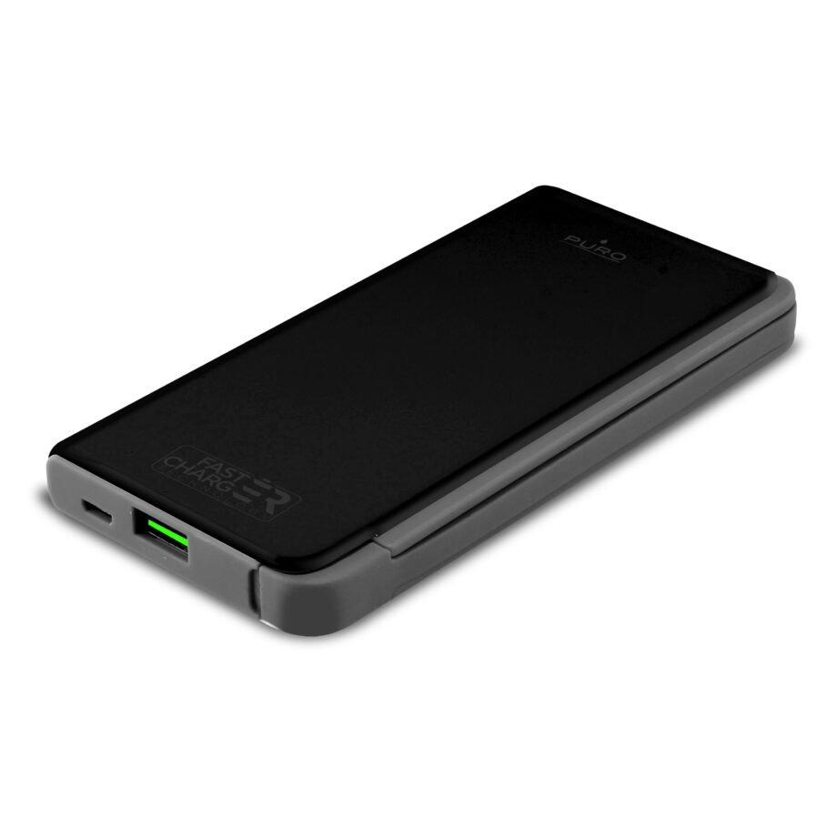 Slim Power Bank 6500 mAh with Micro-USB cable