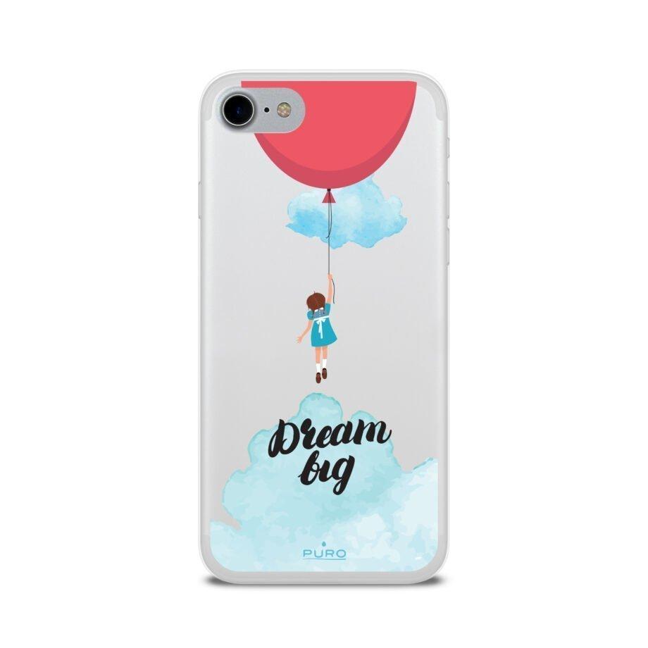 Cover Believe in Magic per iPhone 7 | Puro