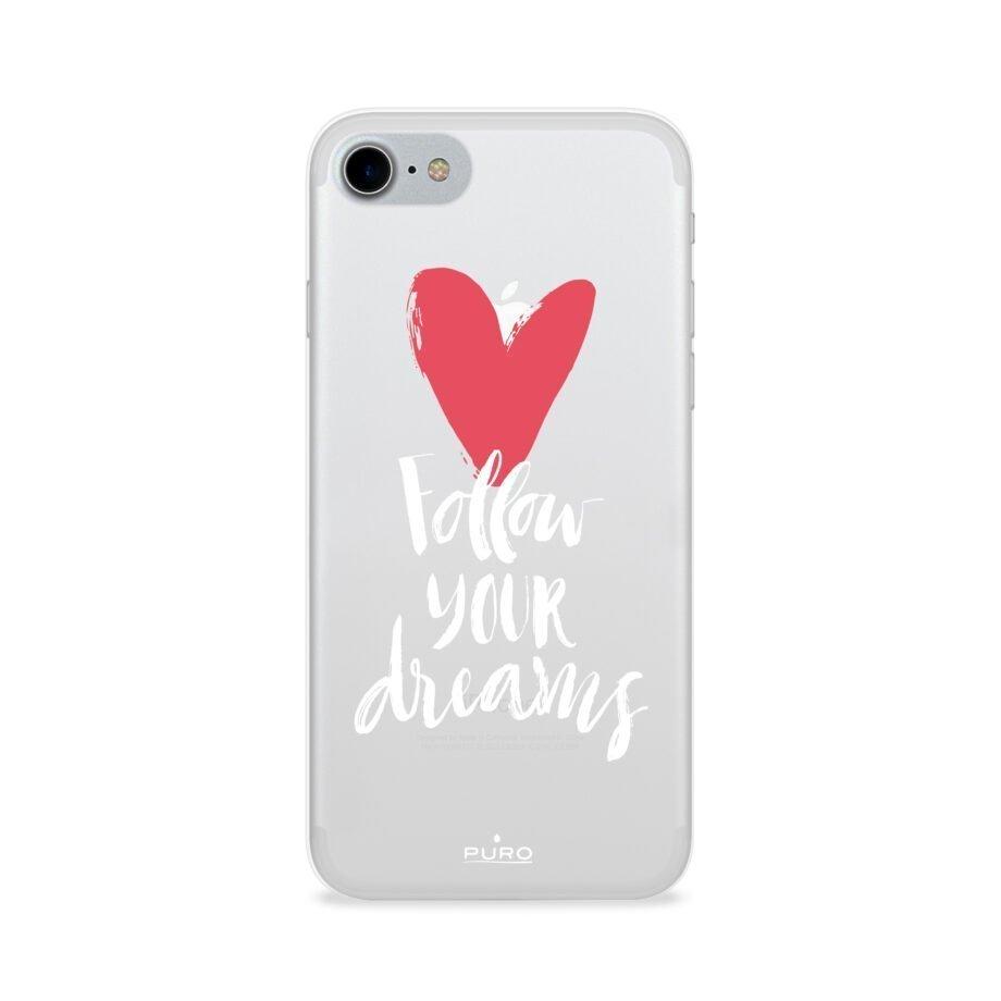 Cover Believe in Magic per iPhone 7-0