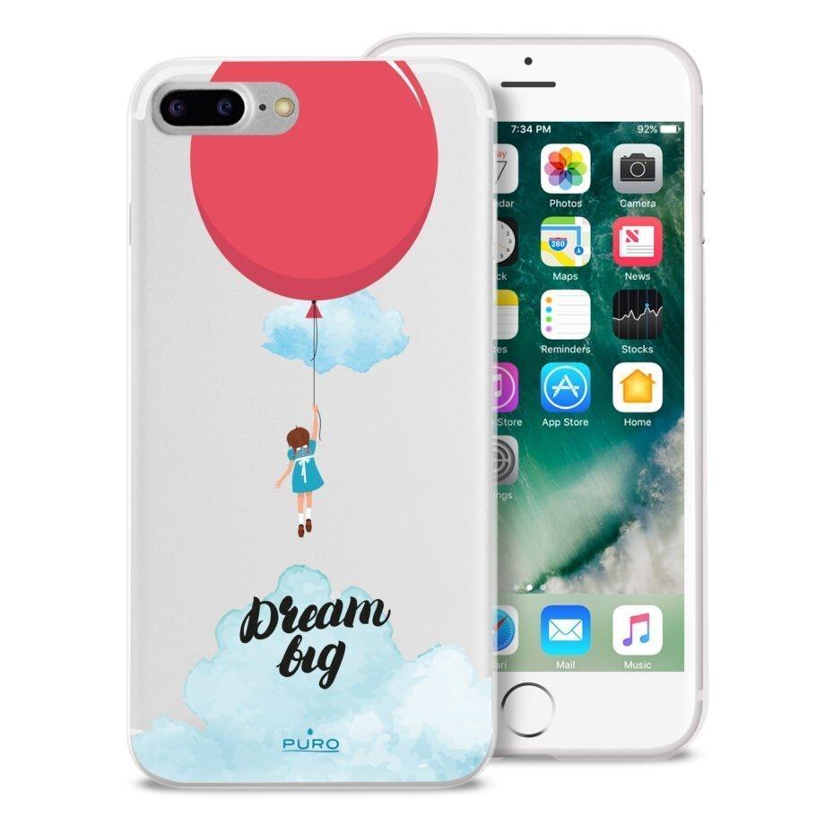 Cover Believe in Magic per iPhone 7 Plus | Puro