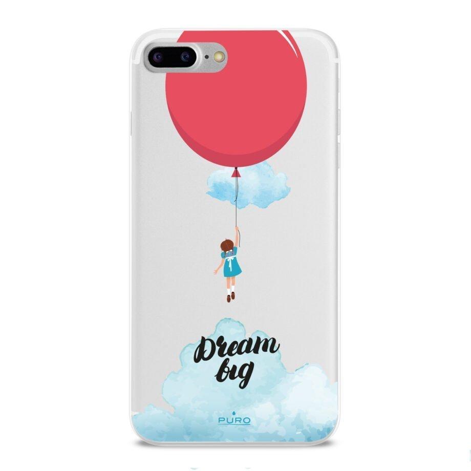 Cover Believe in Magic per iPhone 7 Plus-0
