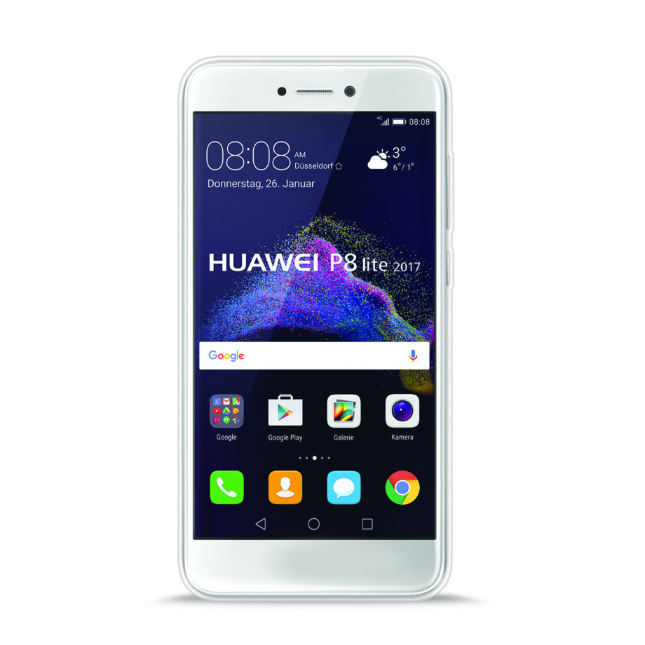 Cover 03 Nude per Huawei P8 Lite 2017 | Puro