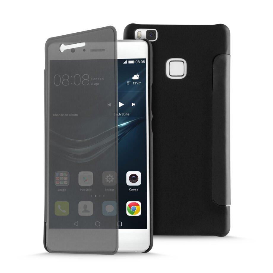 Custodia Sense per Huawei P9 Lite | PuroNero