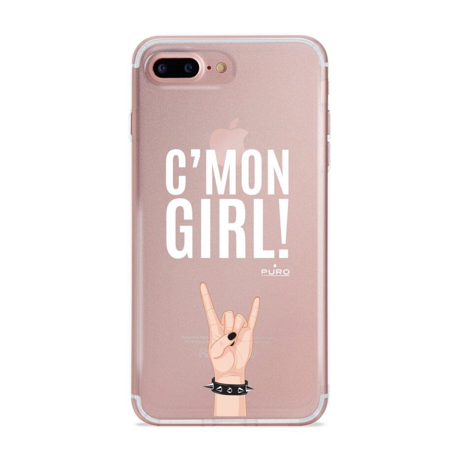 Cover Girl Power per iPhone 7 Plus/8 Plus-0