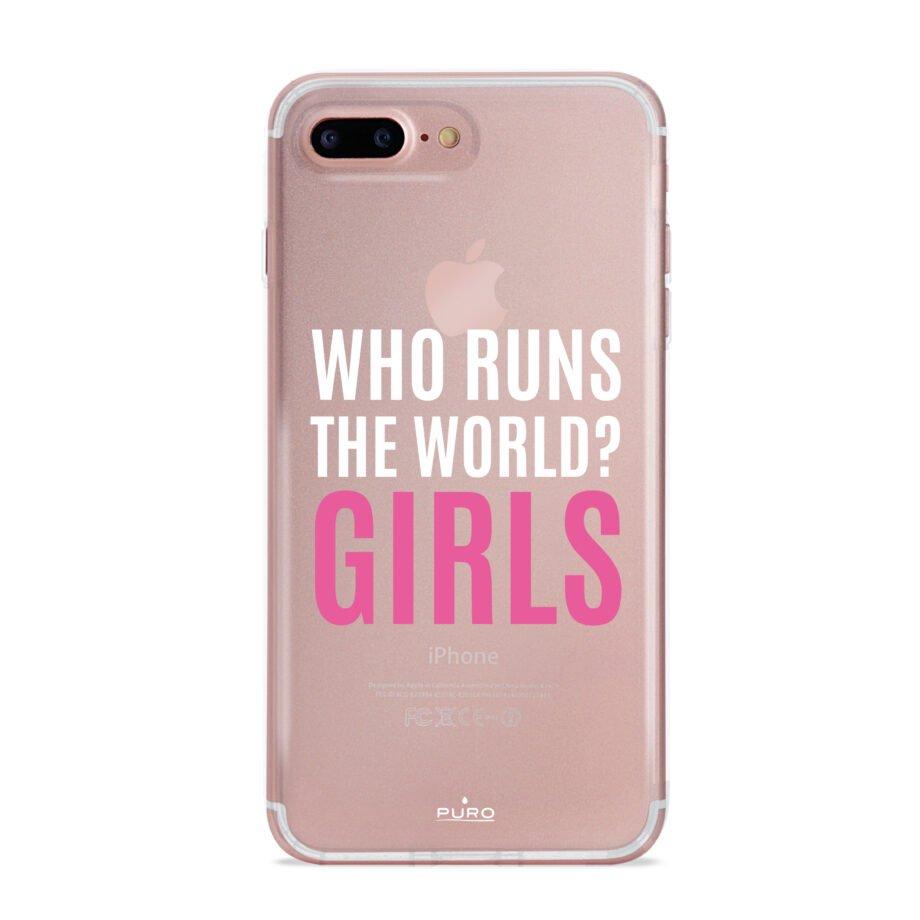 Cover Girl Power per iPhone 7 Plus | Puro