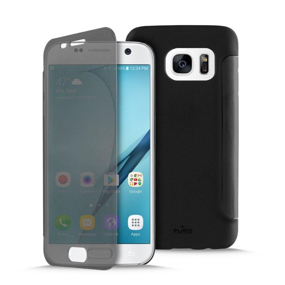 Custodia Sense per Samsung Galaxy S7-0