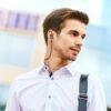 Auricolari Bluetooth Attraction | PuroGrigio