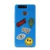 Cover Patch Mania Blu per Huawei P9-0