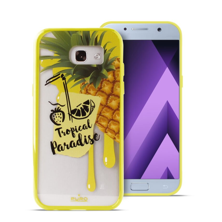 Cover Summer Juice Ananas | PuroGiallo