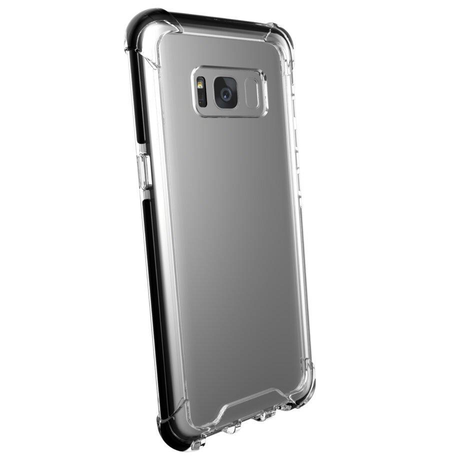 Cover Hard Shield Impact Pro per Samsung Galaxy S8+ | PuroNero