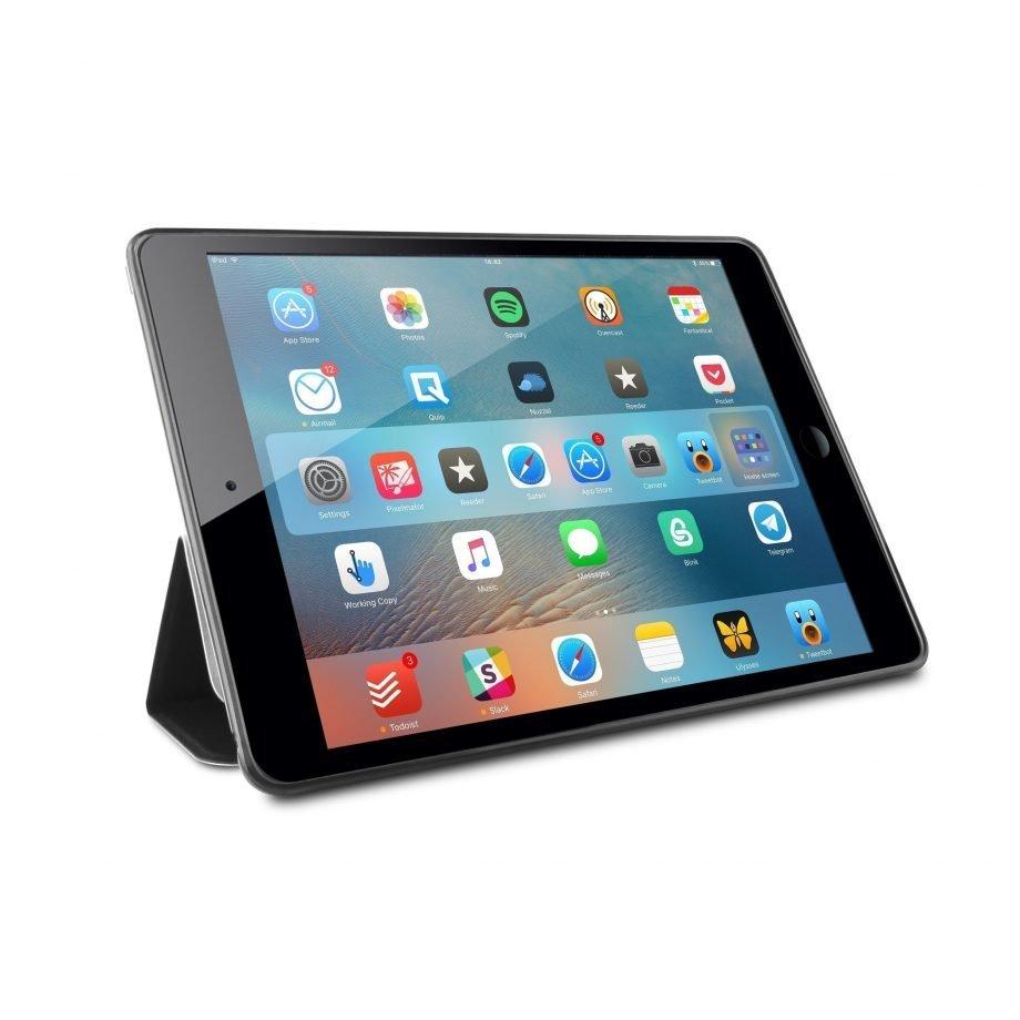 Custodia Zeta Slim Plasma iPad 9.7'' 2017/2018 | PuroNero