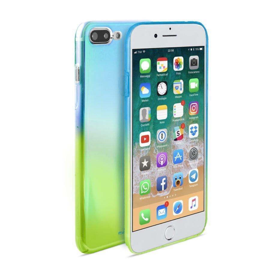 Cover Hologram per iPhone 7 Plus / 8 Plus | PuroAzzurro