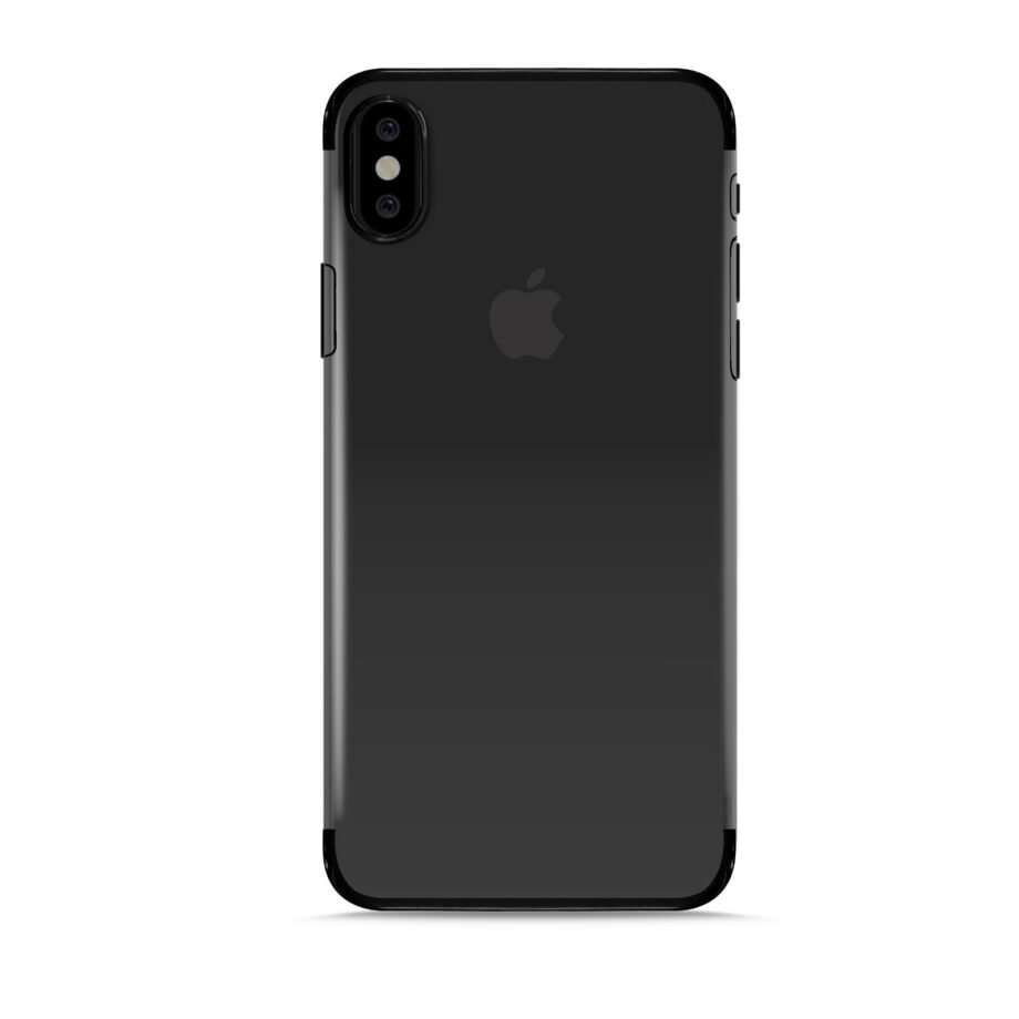 Cover Verge Crystal per iPhone X-0