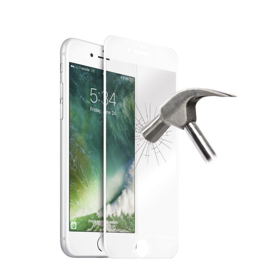 Vetro Temperato Full Edge Frame per iPhone 6 / 6s / 7 / 8 | Puro