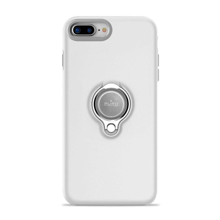 Cover Magnet Ring per iPhone 7 Plus / 8 Plus | Puro