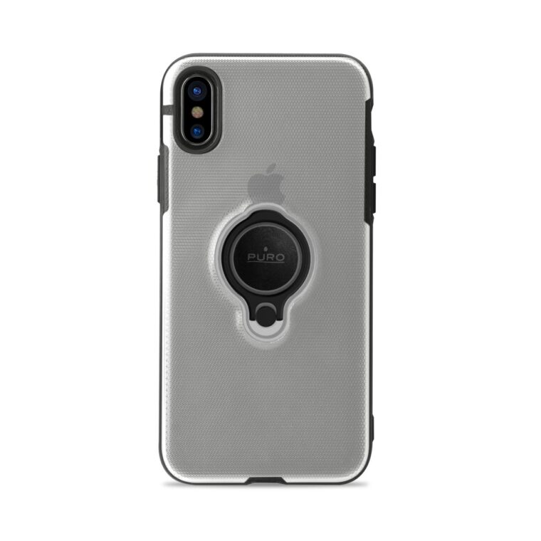 Cover Magnet Ring per iPhone X-0
