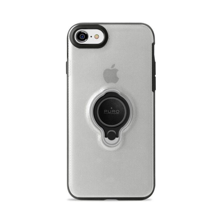 Cover Magnet ring Puro per iPhone 7 e iPhone 8