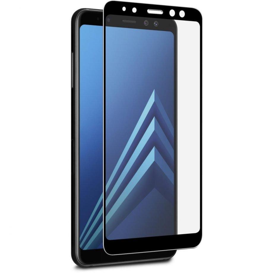 Vetro Temperato Standard Frame Samsung A8 2018-0