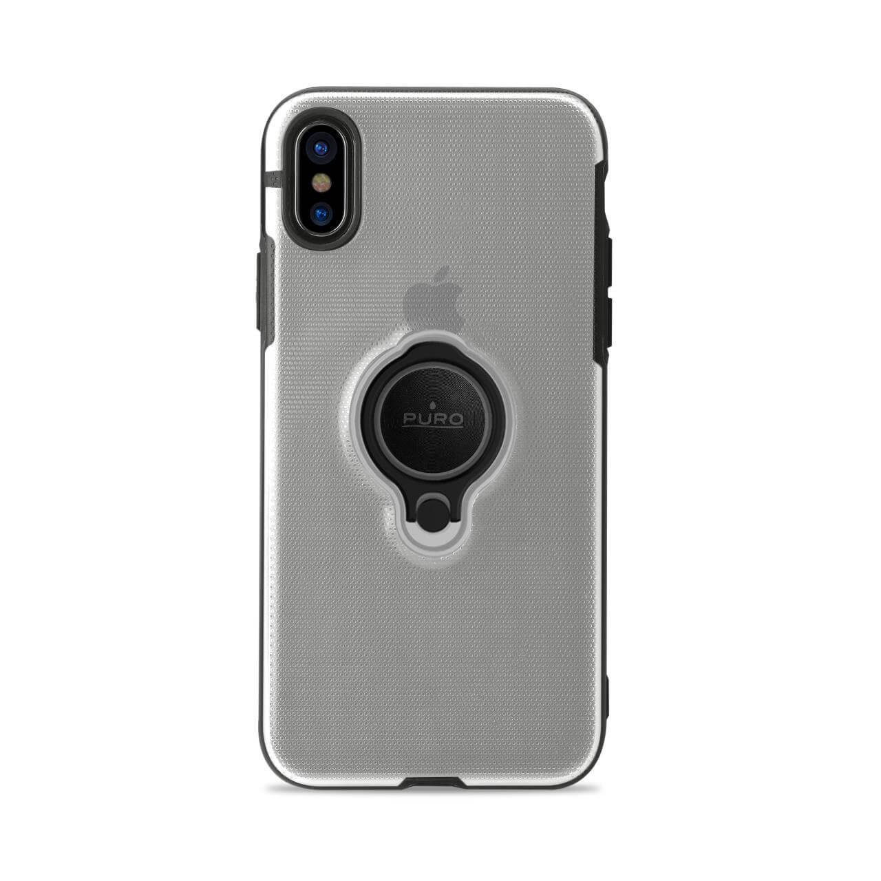 Cover Magnet Ring per iPhone Xs Max-0