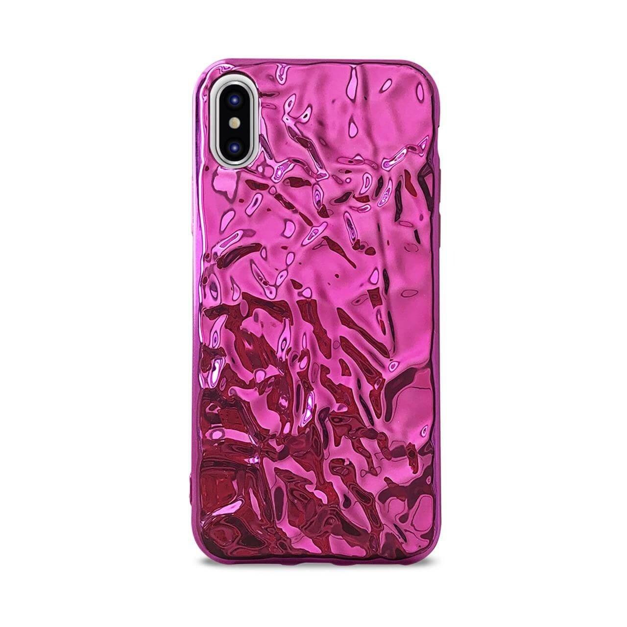 Cover Metal Flex per iPhone X/Xs-0
