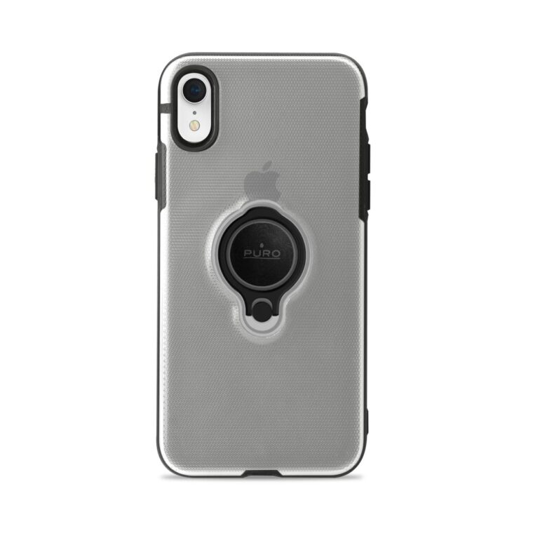 Cover Magnet Ring per iPhone Xr-0
