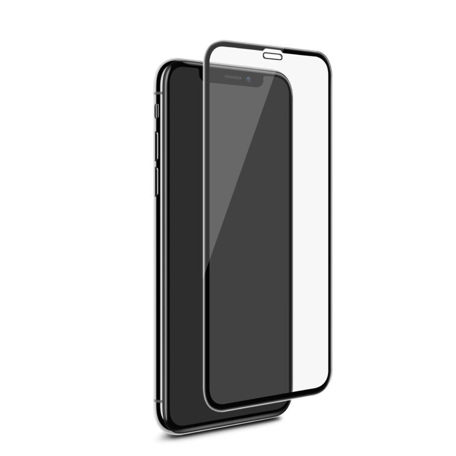 Full Edge Frame Tempered Glass for iPhone Xr