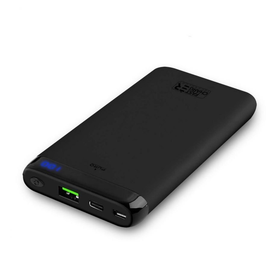 Power bank Slim Soft Touch 10.000 mAh -0