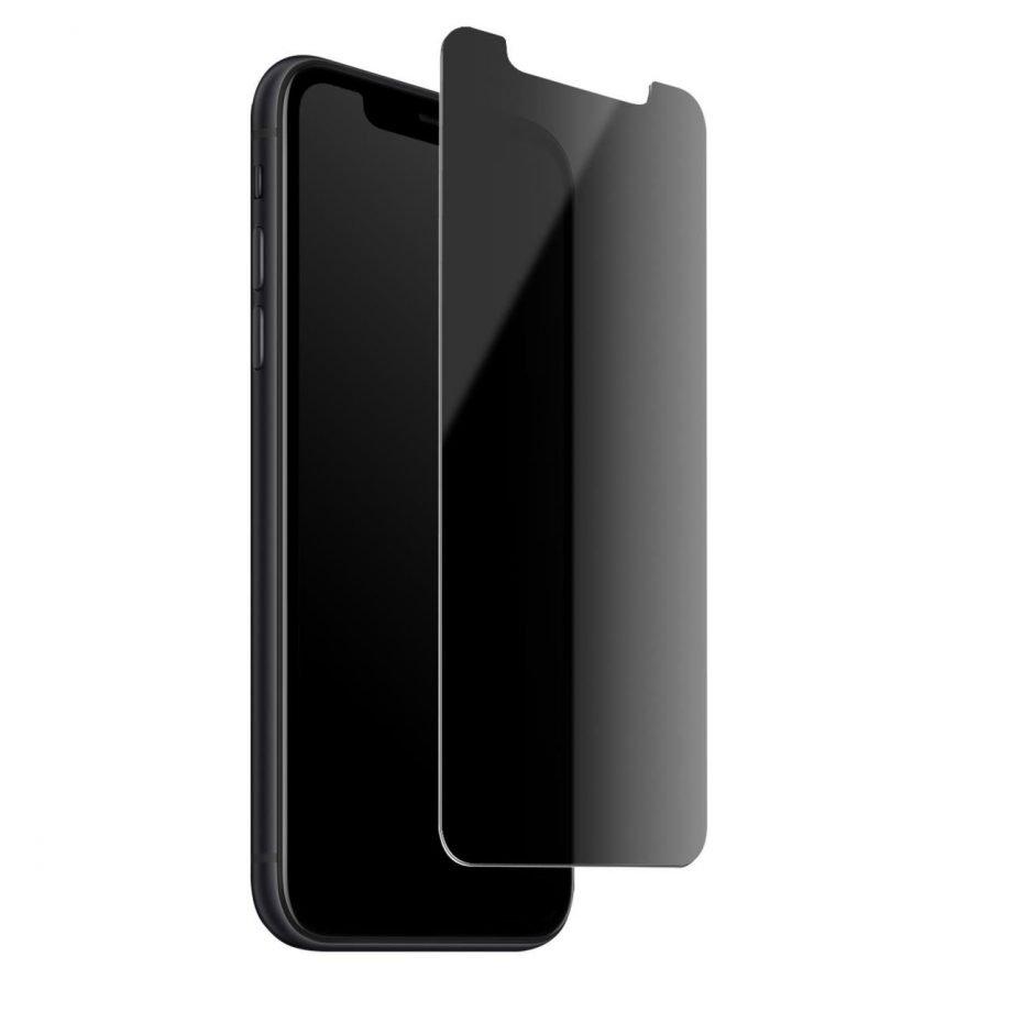 Vetro Temperato Privacy per iPhone Xr-0