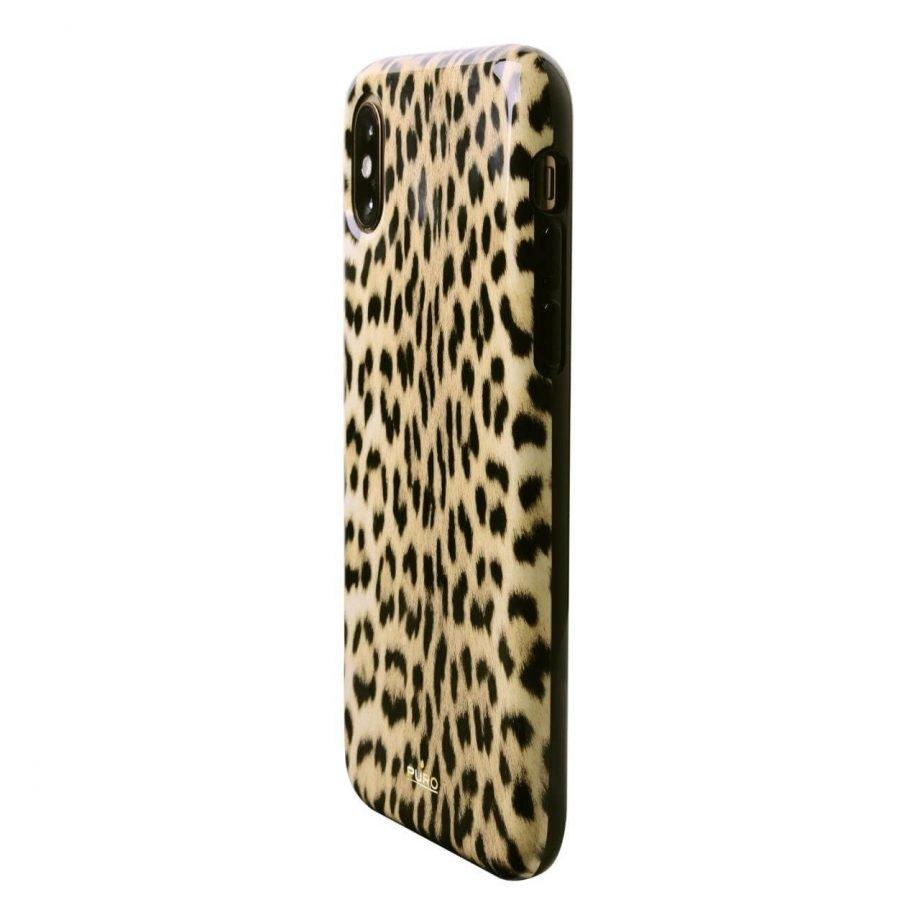Cover Leopard per iPhone X e Xs | PuroLeopardato