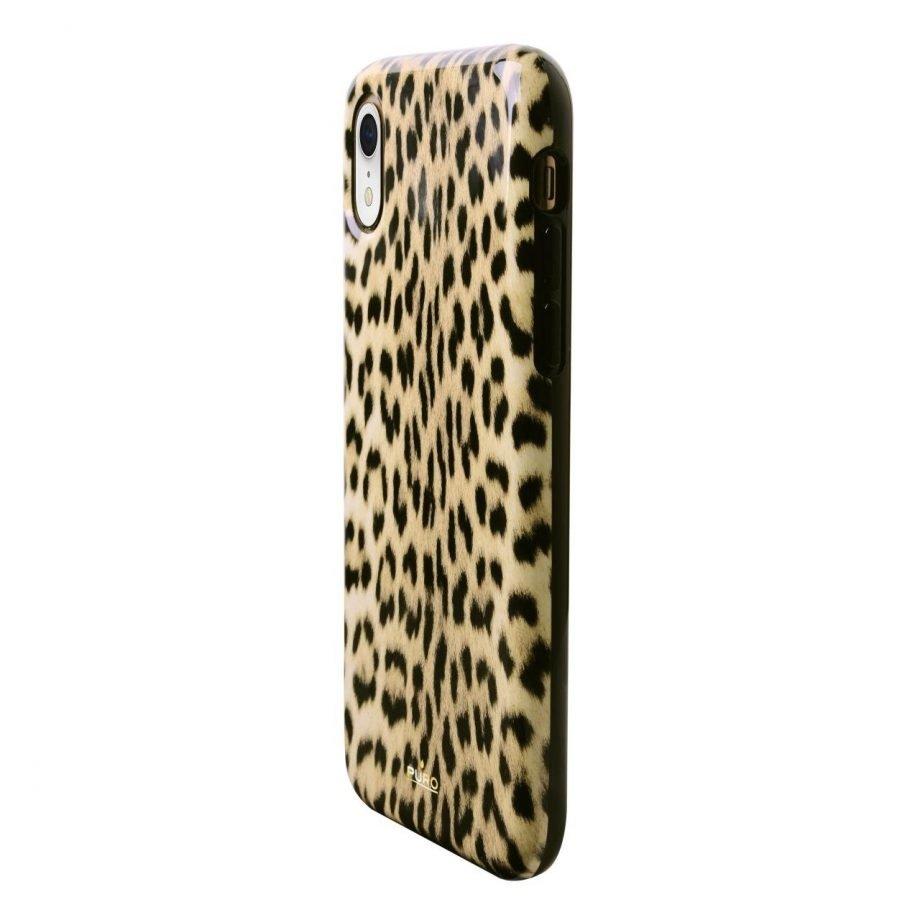 Cover Leopard per iPhone Xr | PuroLeopardato