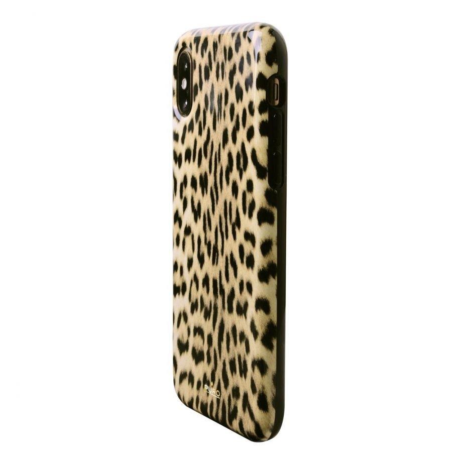 Cover Leopard per iPhone Xs Max | PuroLeopardato