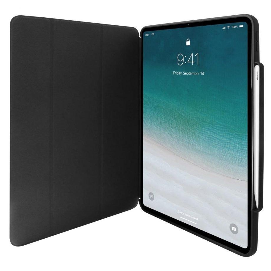 "Custodia Booklet Zeta Pro iPad Pro 12,9"" 2018Nero"