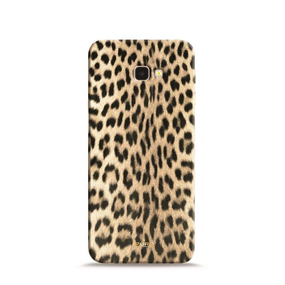 Cover Leopard Samsung Galaxy J4+ 2018-0