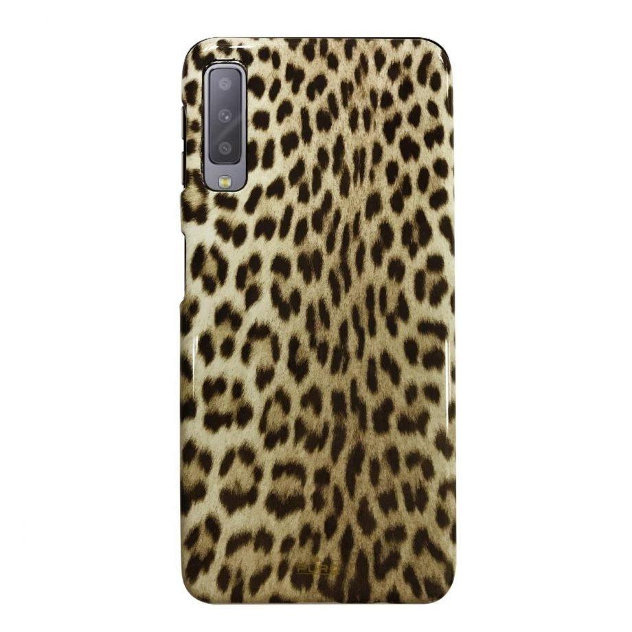 Cover Leopard Samsung Galaxy A7 2018-0
