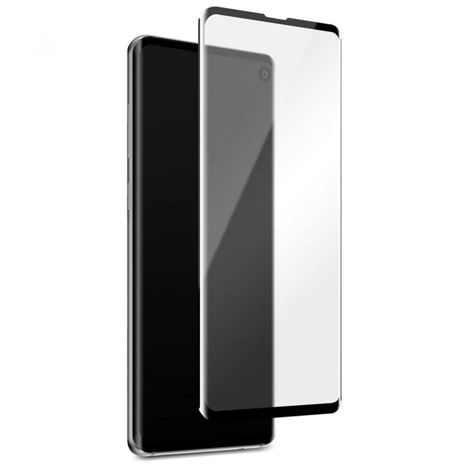 Vetro Temperato Full Edge Samsung Galaxy S10-0
