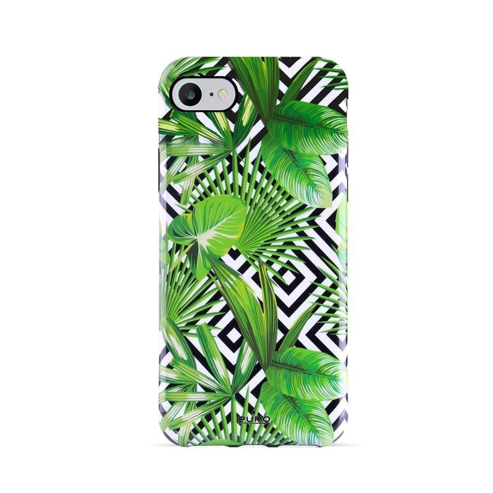 Cover Geometric Jungle per iPhone 6/6s/7/8-0