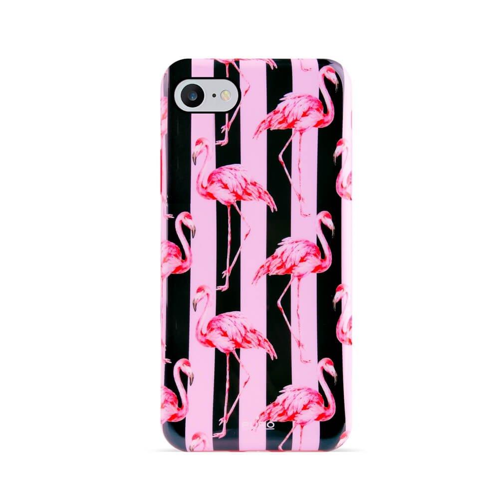 Cover Flamingo per iPhone 6/6s/7/8-0