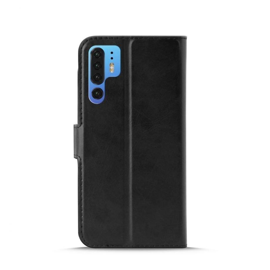 Custodia Wallet in Eco-Pelle per Huawei P30 Pro | PuroNero
