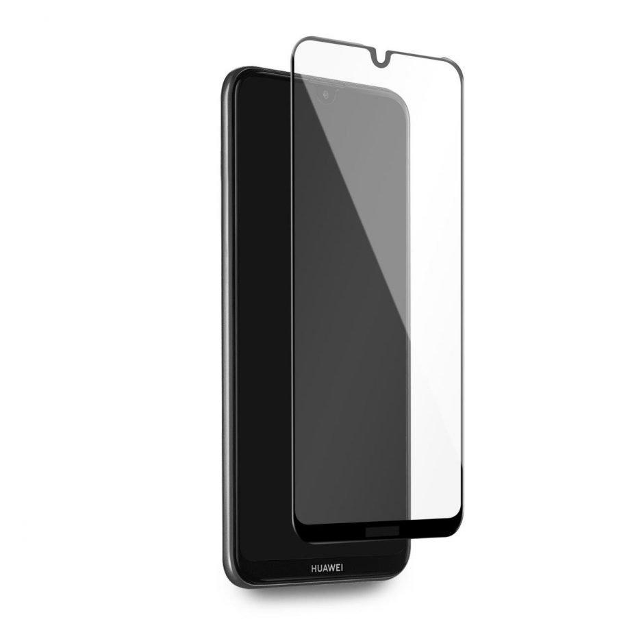 Vetro Temperato Frame per Huawei Y7/Y7 Prime/Y7 Pro-0