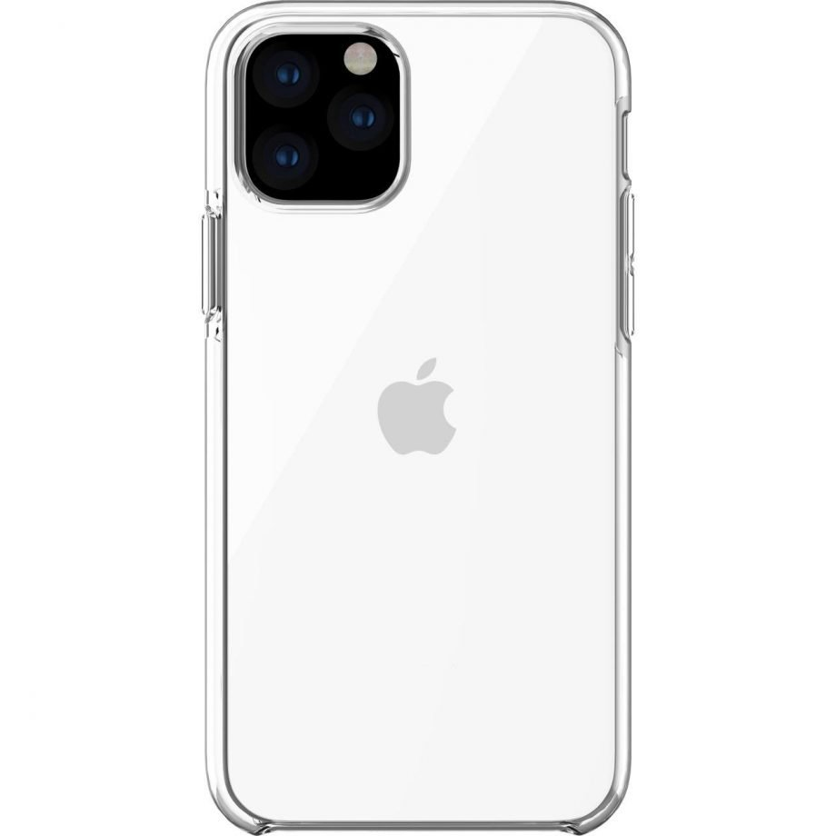 Cover Impact Clear per iPhone 11 Pro-0